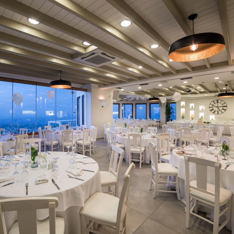Pyrgos Restaurant Halls